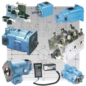 Hydraulic Pumps, Motors & Valves