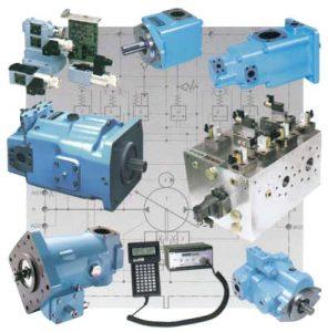 Hydraulic Pumps, Motors & Valves